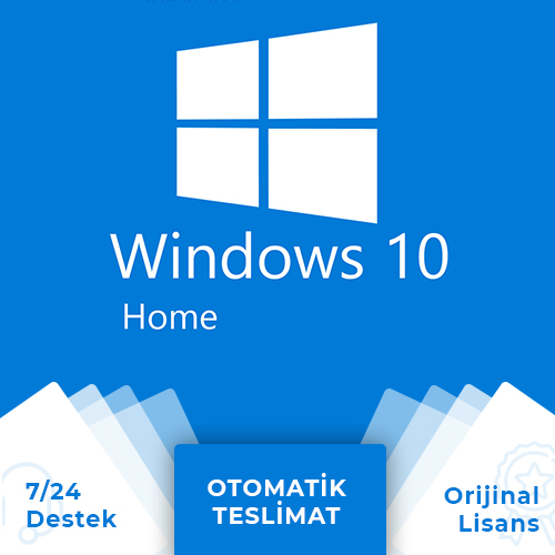 Windows 10 Home Satın Al